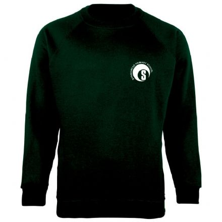 Springmead Primary Bottle Sweatshirt